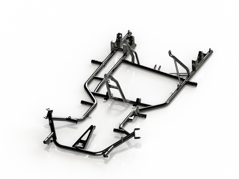 New RS3 frame