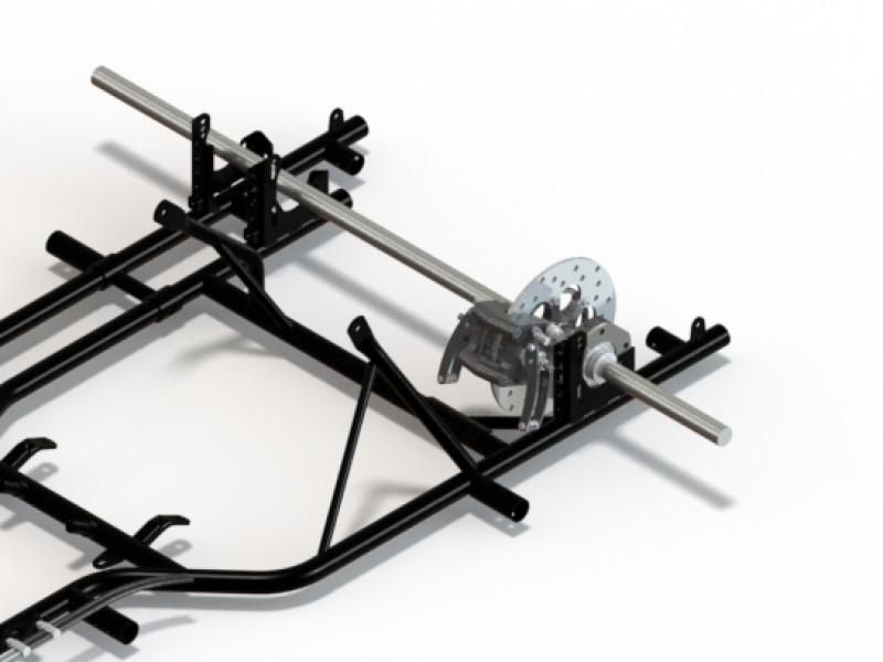 Mechanical brake system