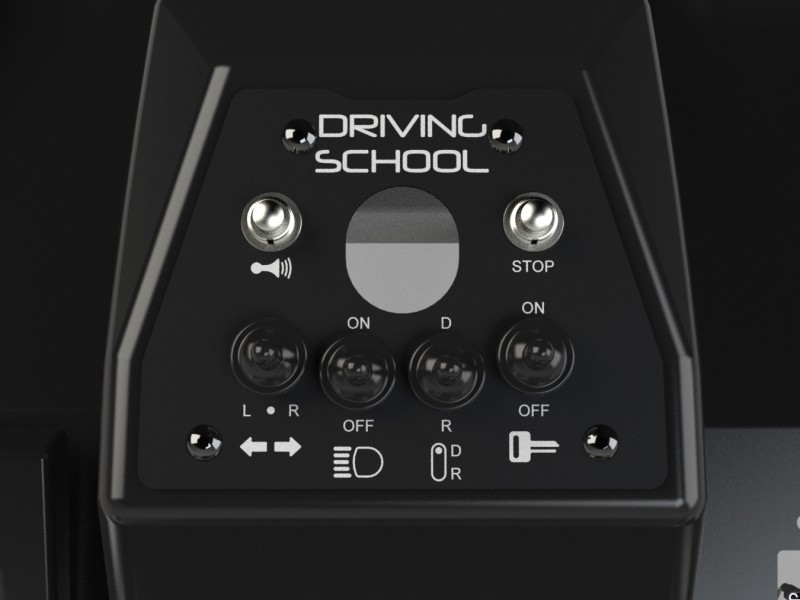 Driving School - Características - Otra