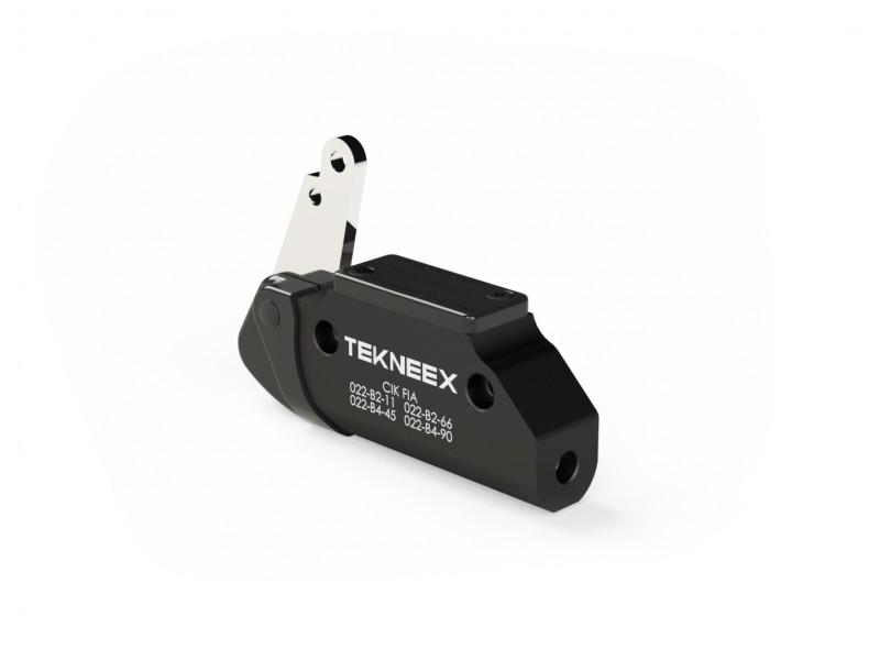 Hydraulic rear brake system TEKNEEX F15 (Safety) - Picture 1
