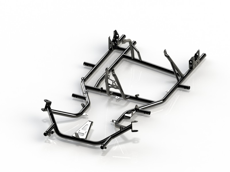 New Furia 950 - ASC - Frame  - Features - Safety