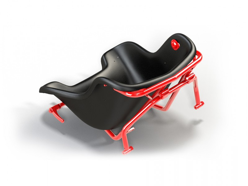 Adjustable seat - Ergonomy