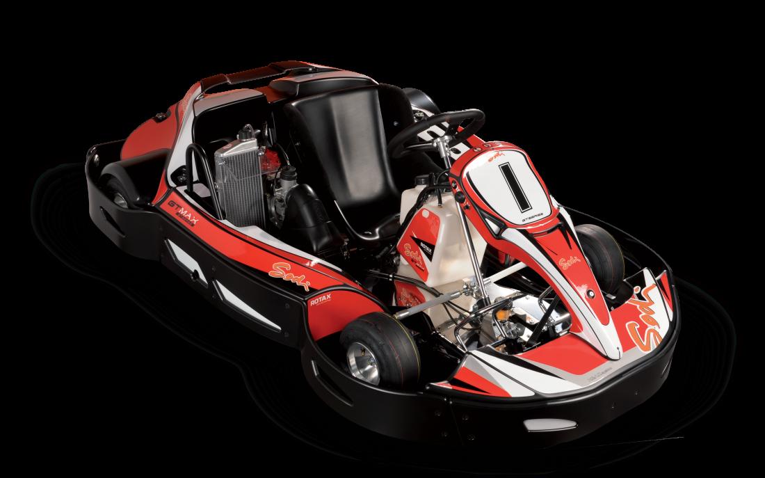 GTMAX - Sensaciones de kart de competición - Imagen 1