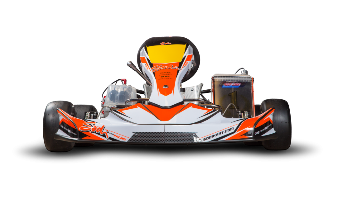 Sigma KZ - The ultimate kart - Image 1