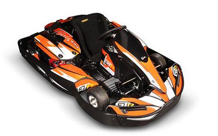 GT5R - Semplicità & ergonomia