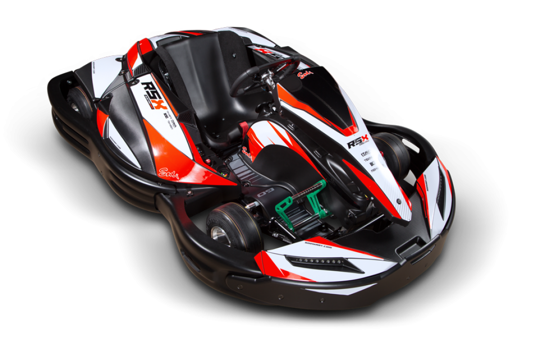 RSX - Simply the best electric go kart, electric gokart - Image 1