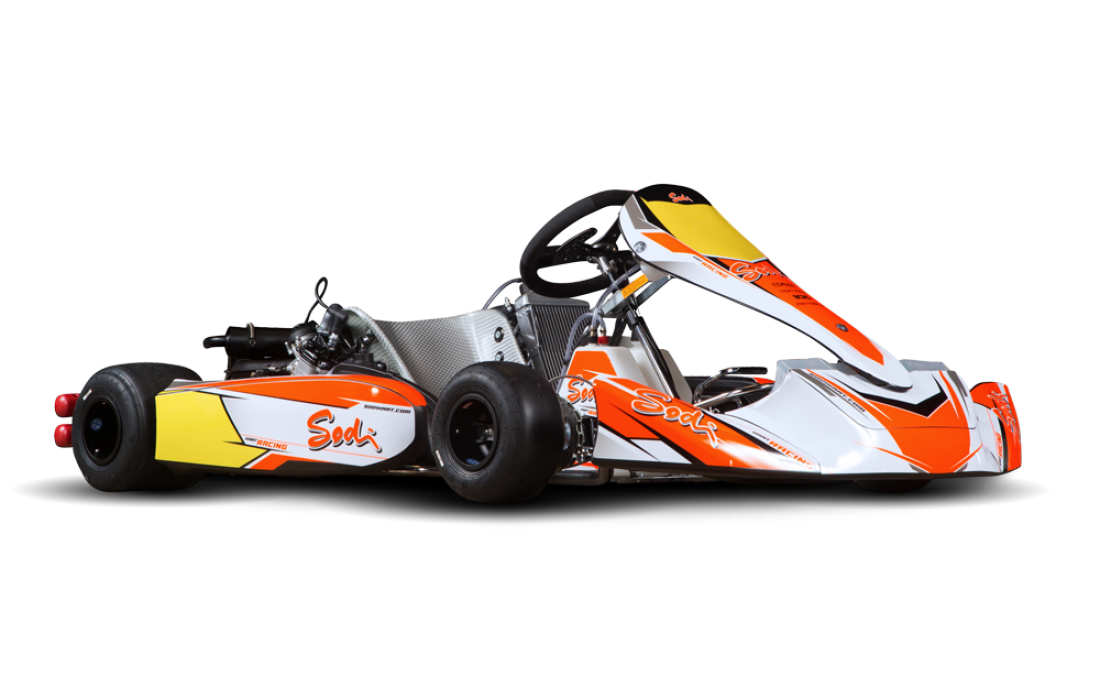 Sigma DD2 2018 - Specially designed for the Rotax DD2 - Image 1