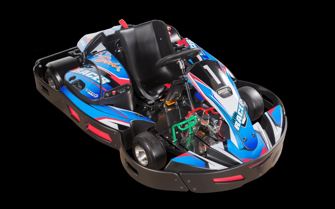 LRX - Kart eléctrico para conductores jóvenes - Imagen 1