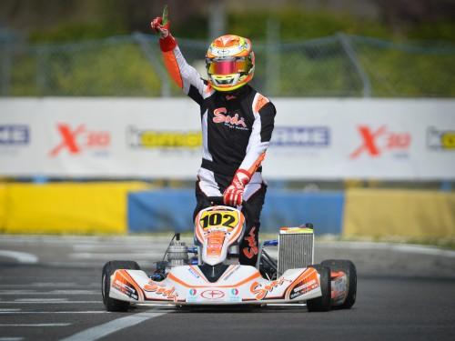 Sodi, Fraïsse and X30 Senior: the winning streak c