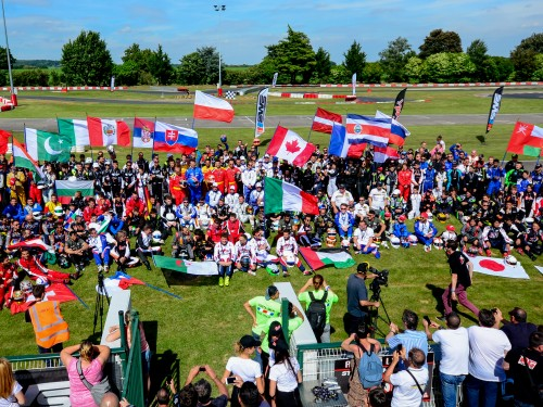 Sodi World Finals 2016 - The top leisure competiti