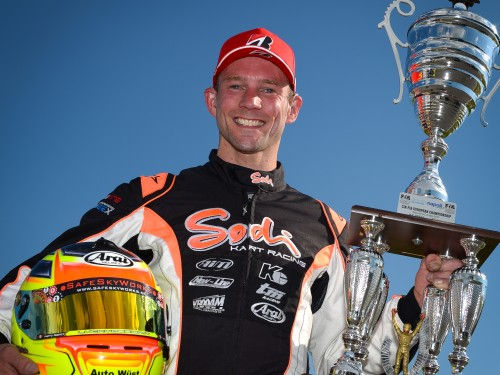 Sodi attacks the European Championship with a podi