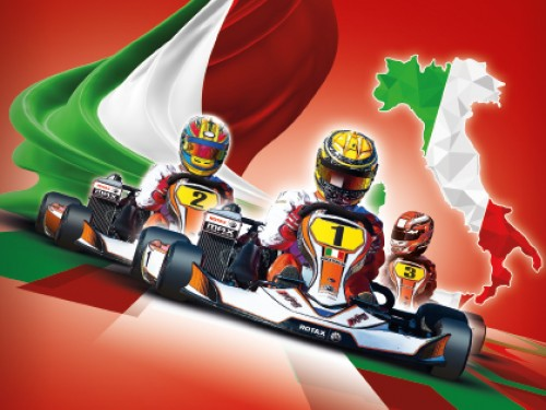RMCGF 2016 : Sodikart, official supplier in Rotax