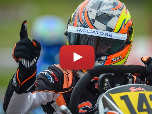 Watch the summary of the CIKFIA KZ2 & KZ world fin