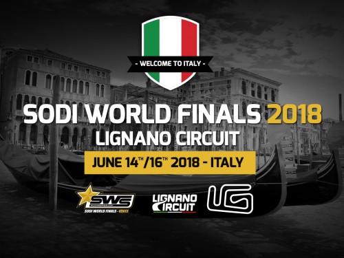 Finale Mondiale SWS 2018: cap sur l'Italie