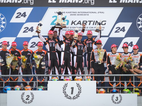 Historic double for SODI in the Endurance Champion