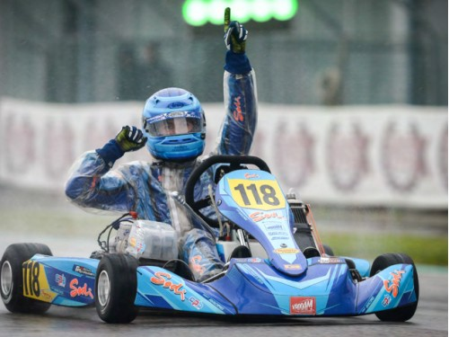 Domination Sodi en Italie à la WSK Final Cup