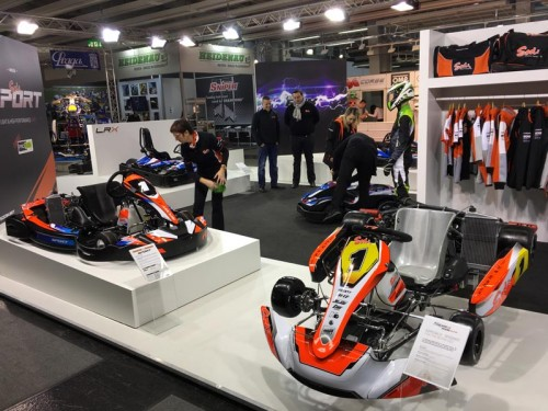 New and constant developments in the 2019 Sodikart