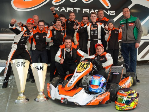 Sodi continues to win at Lonato