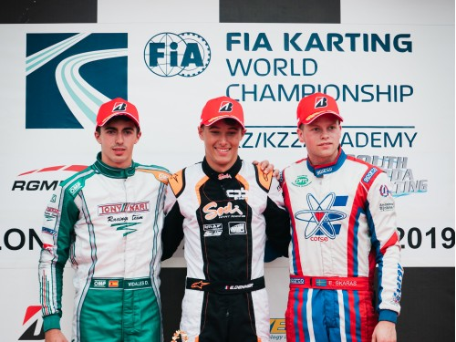 SODI: World victory in KZ2 and 3rd in KZ