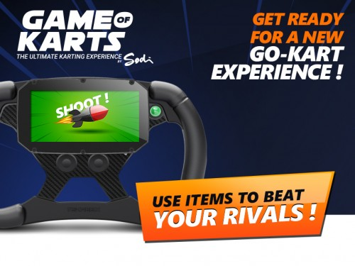 Game of Karts : The ultimate karting experience