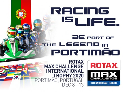THE 2020 RMCIT IS POSTPONED IN PORTIMÃO