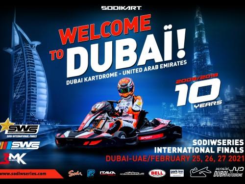 Finale Mondiale 2020 - Dubaï