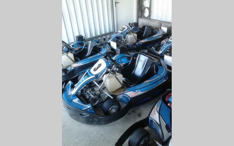 OC1183 - 0 GT4 - Honda GX390