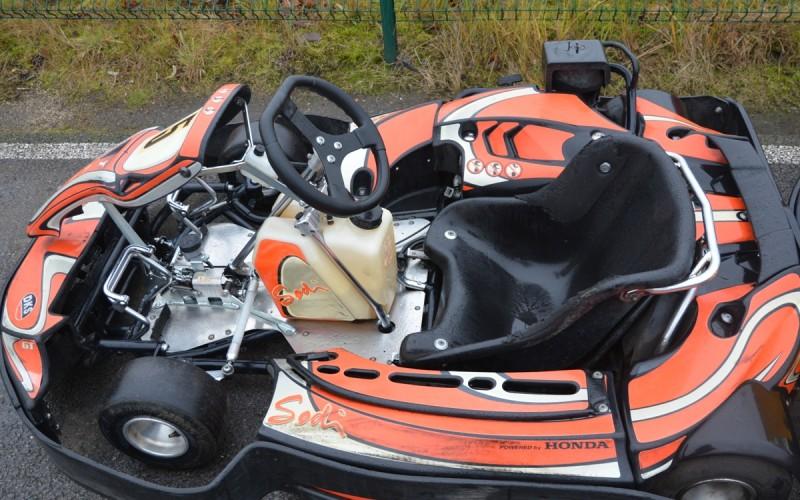 OC1305 - 4 GT4 - Honda GX270