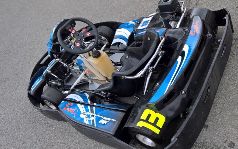 6 GT2 Honda GX270 - Second hand reference OC1329 - SODIKART