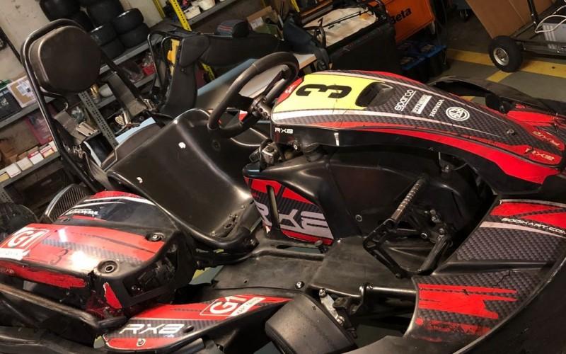 OC1402 - 9 RX8 - Honda GX270