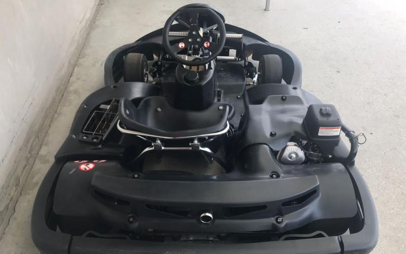 OC1404 - 2 RX7 - Honda GX270