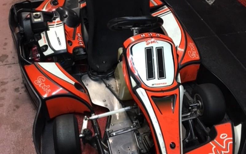 OC1412 - 5 GT4 - Honda GX270