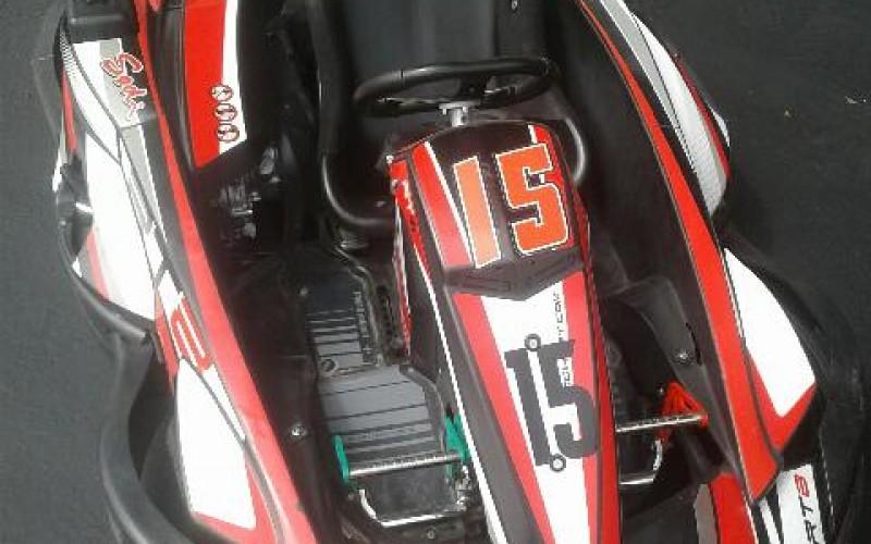 OC1414 - 6 RT8 - Honda GX270