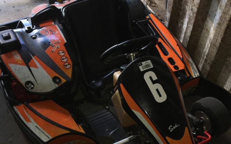 OC1423 - 0 GT4R - Honda GX270