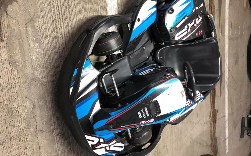 OC1475 - 2 RX8 - Honda GX200
