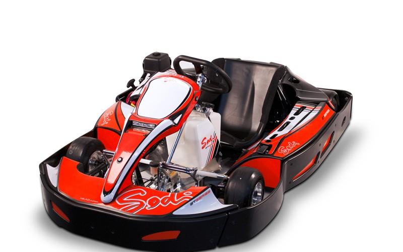 OC1483 - 0 GT4 - Honda GX390