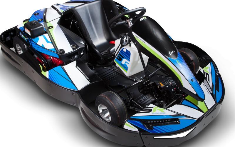 OC1487 - 2 SR4 - Honda GX390
