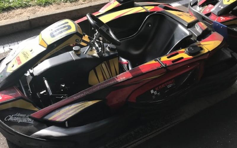 OC1504 - 0 RT8 - Honda GX270